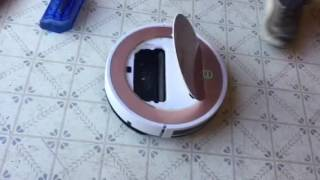 SOLUTION for iLife V7S MOPPING PROBLEM