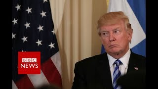 US Supreme Court allows part of Trump travel ban to go into effect - BBC News