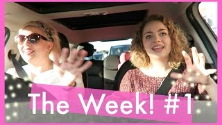 The Week #1 : Singing with Carrie Hope Fletcher!