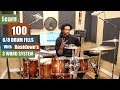 Learn 100 DRUM FILLS In 6/8 TIME...EASIL...mp3