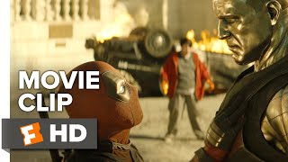 Deadpool 2 Movie Clip - How Far Does it Burn? (2018) | Movieclips Coming Soon