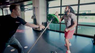 Richard Sherman's Obsessed with Being Better