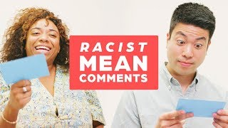 Strangers Read Racist Comments To Each Other