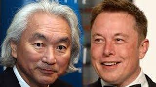 Michio Kaku on Elon Musk