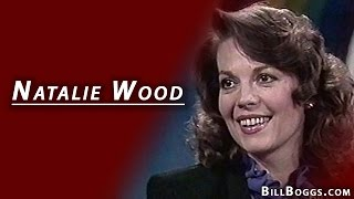 Natalie Wood Interview with Bill Boggs