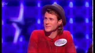 McFly - Dougie Poynter All Star Family Fortunes
