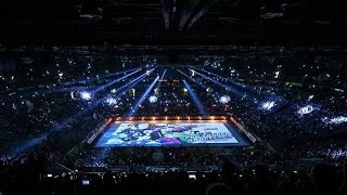 PPD Zagreb 3D Projection PreGame Show - Arena Zagreb, PPD Zagreb - Barcelona