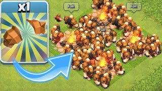 """NEW ARMOR!! GIANT TROOP LVL 9 """"Clash Of Clans"""" FREE GEM GIVEAWAY!"""