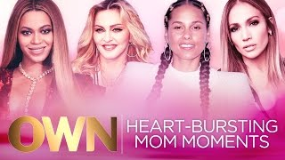 Beyoncé and Other A-Listers Share Their Mom Moments | Mother