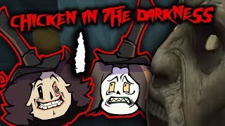 Chicken in the Darkness: Around the Corner - PART 1 - Ghoul Grumps: Nightmare Before Xmas