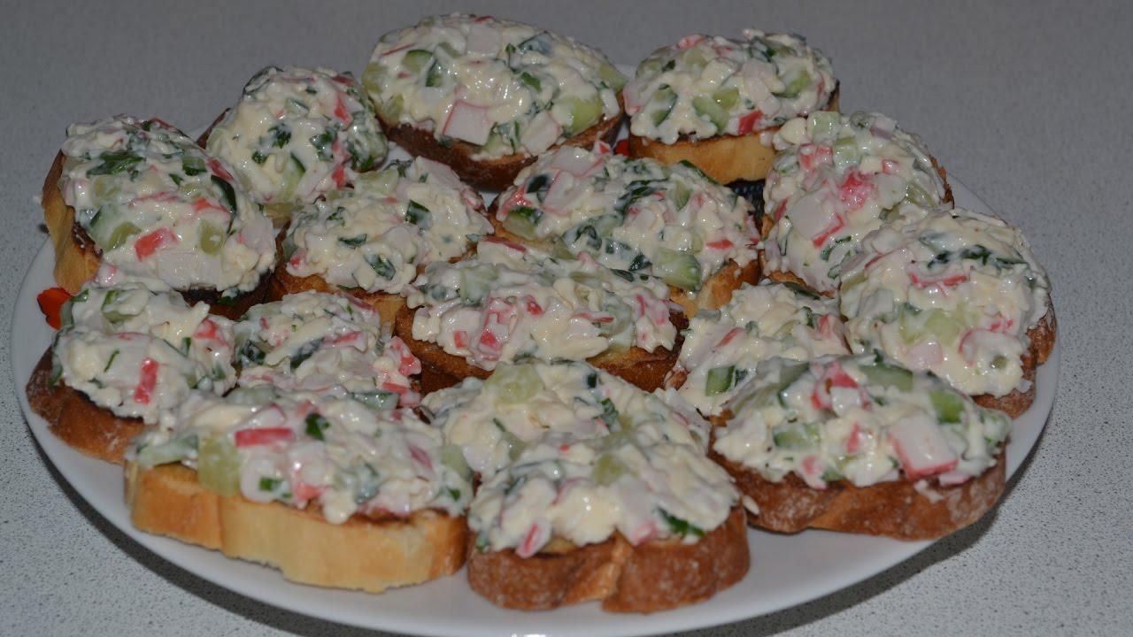 Бутерброды с языком рецепты простые и вкусные