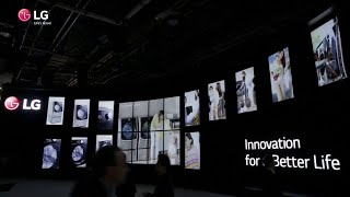 LG at CES 2015 – Consumer Electronics Show Highlights