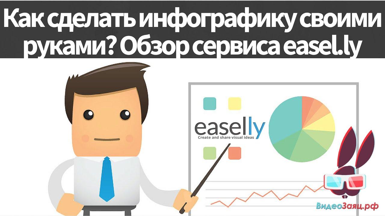 Видео инфографика своими руками