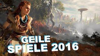 Die coolsten Spiele 2016 - Jahresvorschau | Behaind