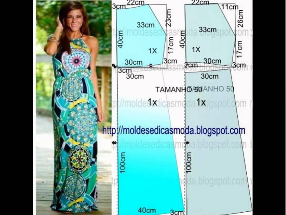 Простой сарафан платье своими руками