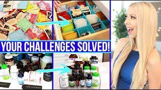 I Solve Your BIGGEST Organization Challenges!
