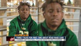 EXCLUSIVE: Victim of alleged road rage case involving former USF Player Hassan Childs speaks