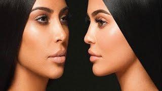 Kim Kardashian y Kylie Jenner sacan
