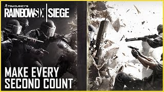 Rainbow Six Siege: Make Every Second Count   Gameplay Guide   Ubisoft [NA]
