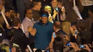 Roger Federer - Not only a tennis player (HD)