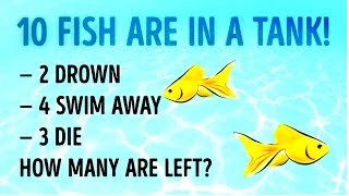 9TRICKY RIDDLES THAT WILL BLOW YOUR MIND