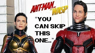 """You can skip this one"": Ant-Man and The Wasp Review - Movie Podcast"