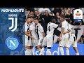 Juventus 3-1 Napoli | Juventus Win Battl...
