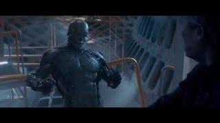 Terminator Genisys: Pops vs T-3000