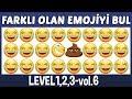 Farklı Olan Emojileri Bul: Zorluk seviy...mp3