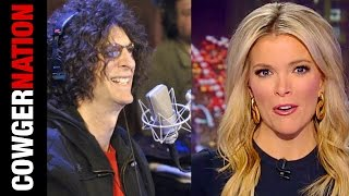 Megyn Kelly on Howard Stern: Talks about penises, her breasts and sexual activity.