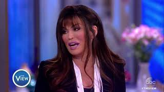 Marie Osmond Talks Latest Projects, Prank On Brother Donny & More | The View