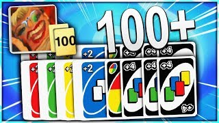 HITTING The MAX Card Limit On UNO