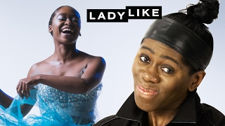 Ladylike Tries Being Models With Miss J Alexander