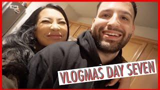 VLOGMAS DAY 7: I HAVE THE BEST HUSBAND