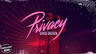 Chris Brown - Privacy (Official Lyrics)