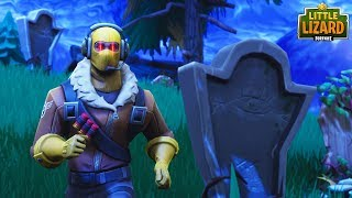 IF RAPTOR TURNED EVIL IN FORTNITE- Fortnite Short Film
