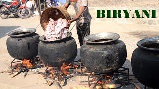 Indian MUSLIM Marriage MUTTON BIRYANI Prepared 700 People & STREET FOOD