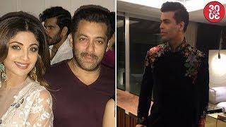 Bollywood At Arpita's Diwali Bash   Navya, Shweta Bachchan At Sandeep Khosla