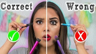 How to Apply Makeup PERFECTLY! 20 Makeup Hacks & Gadgets for Beginners!