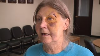 Grandson Of Elderly Woman Attacked On Bus Says She