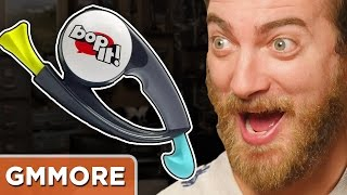 Playing the New Bop It!