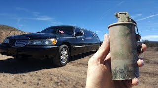 Will A Thermite Grenade Blow Up A Limo?