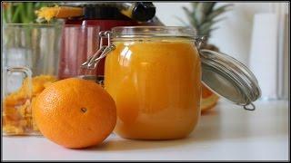 Fresh Orange Juice Recipe - How To Make Orange Juice With Omega Slow Juicer 2016