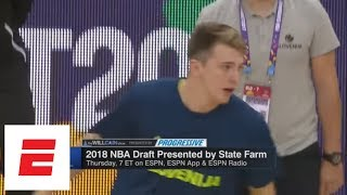 Will Cain: Luka Doncic, not Deandre Ayton, should go No. 1 in 2018 NBA draft | Will Cain Show | ESPN