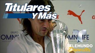¿Argentina o México? El dilema de Almeyda   Titulares y Más   Telemundo Deportes