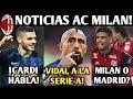 VIDAL AL MILAN? DERBY POR BARELLA! ICARD...mp3