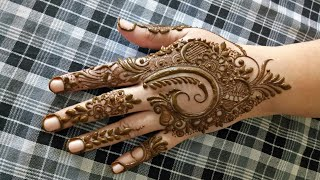 Khaleeji Henna Design 10 Videos Line