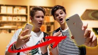 Das neue iPhone 8! (mit Ben) | Oskar