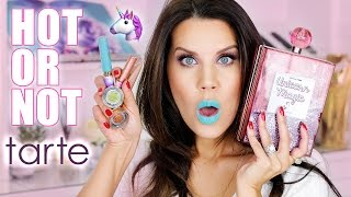 TARTE FESTIVAL MAKEUP | Hot or Not
