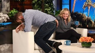 Amy Poehler & Nick Offerman on a Potential
